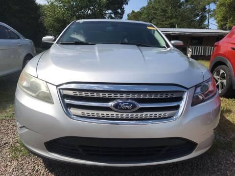 2011 Ford Taurus for sale at #1 Auto Liquidators in Yulee FL