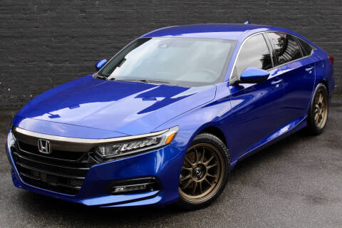 2019 Honda Accord for sale at Kings Point Auto in Great Neck NY