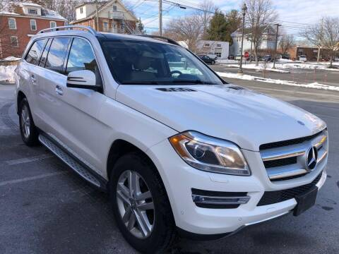2015 Mercedes-Benz GL-Class for sale at USA Auto Sales in Kensington CT