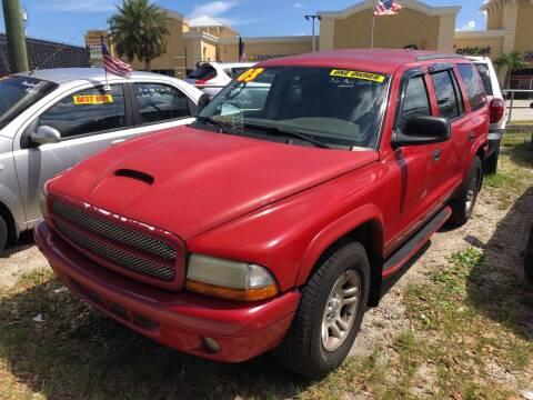 2003 Dodge Durango for sale at Castagna Auto Sales LLC in Saint Augustine FL