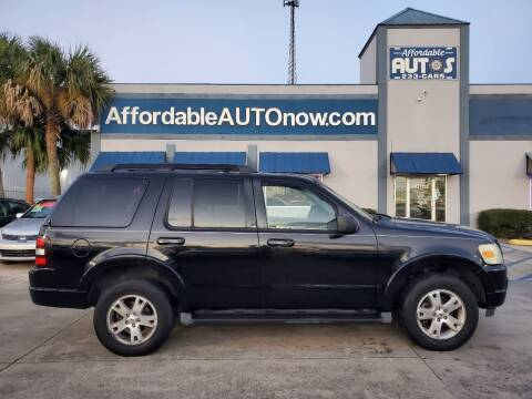 2009 Ford Explorer for sale at Affordable Autos in Houma LA