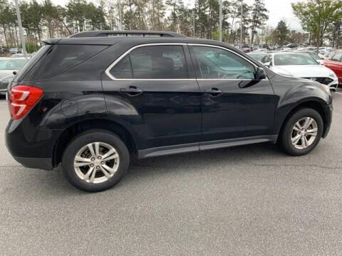 2016 Chevrolet Equinox for sale at CU Carfinders in Norcross GA