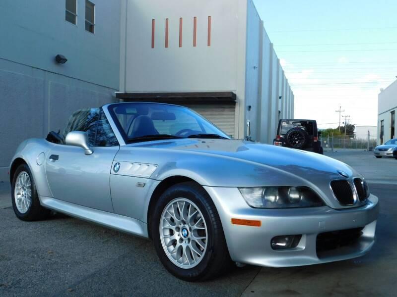 2002 BMW Z3 for sale at Conti Auto Sales Inc in Burlingame CA