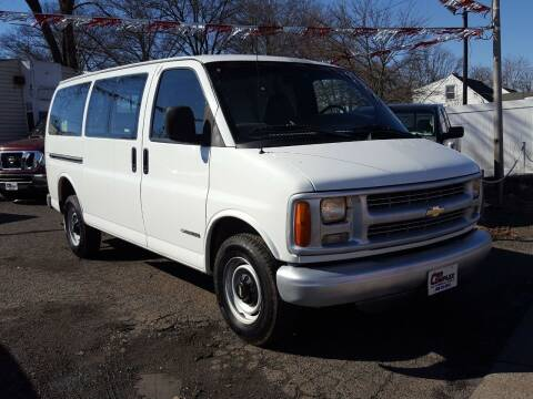 2000 Chevrolet Express Cargo for sale at Car Complex in Linden NJ