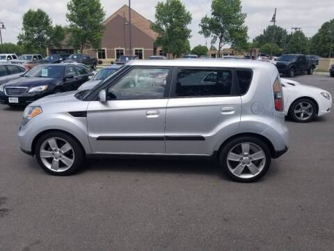 2010 Kia Soul for sale at ROSSTEN AUTO SALES in Grand Forks ND