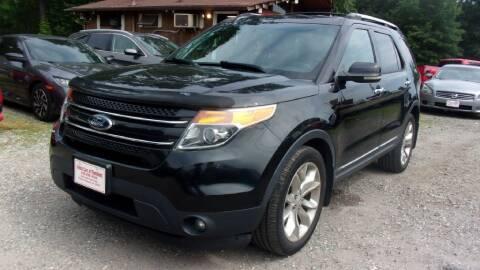 2013 Ford Explorer for sale at Select Cars Of Thornburg in Fredericksburg VA