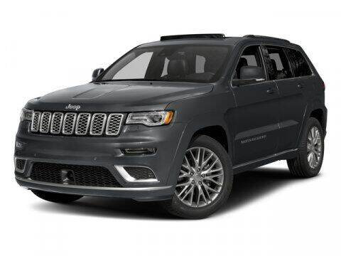 2017 Jeep Grand Cherokee for sale at J T Auto Group in Sanford NC