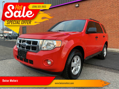 2009 Ford Escape for sale at Boise Motorz in Boise ID