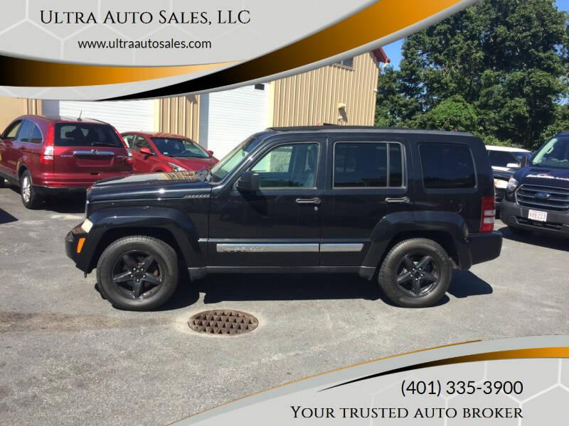 2008 Jeep Liberty for sale at Ultra Auto Sales, LLC in Cumberland RI