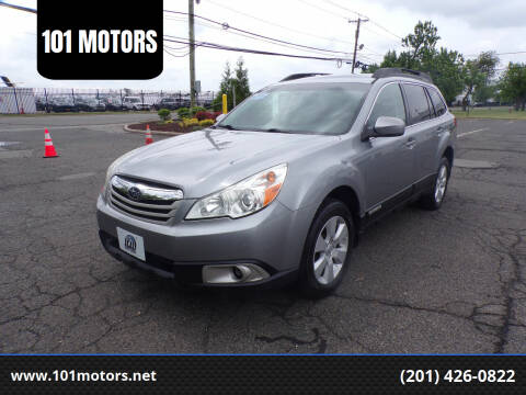 2010 Subaru Outback for sale at 101 MOTORS in Hasbrouck Height NJ