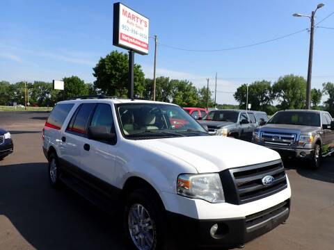 2011 Ford Expedition EL for sale at Marty's Auto Sales in Savage MN