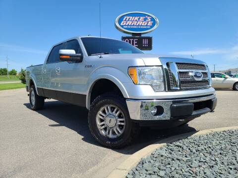 2011 Ford F-150 for sale at Monkey Motors in Faribault MN