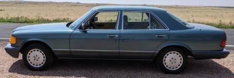 1989 Mercedes-Benz 300-Class for sale at Classic Car Deals in Cadillac MI