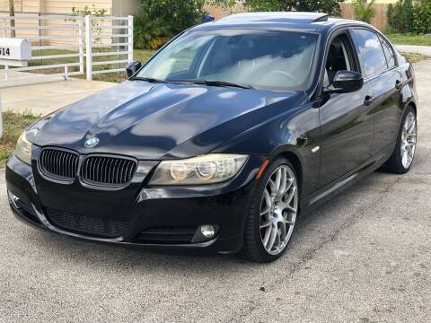 2011 BMW 3 Series for sale at CARSTRADA in Hollywood FL