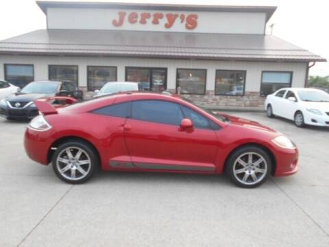 2008 Mitsubishi Eclipse for sale at Jerry's Auto Mart in Uhrichsville OH