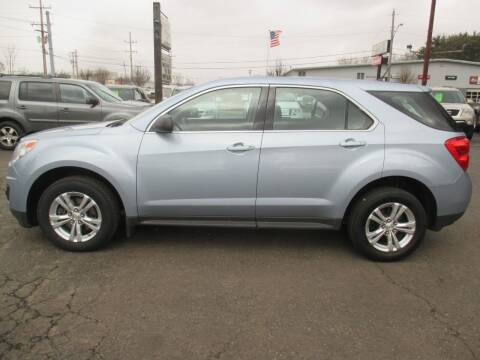 2014 Chevrolet Equinox for sale at Home Street Auto Sales in Mishawaka IN