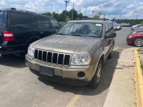 2006 Jeep Grand Cherokee for sale at CarXpress in Fredericksburg VA