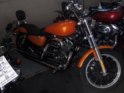 2006 Harley-Davidson XL 1200 for sale at Fulmer Auto Cycle Sales - Fulmer Auto Sales in Easton PA