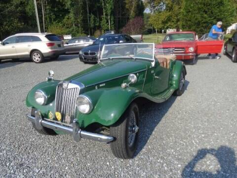 1955 MG TF for sale at European Coach Werkes, Inc in Frankford DE