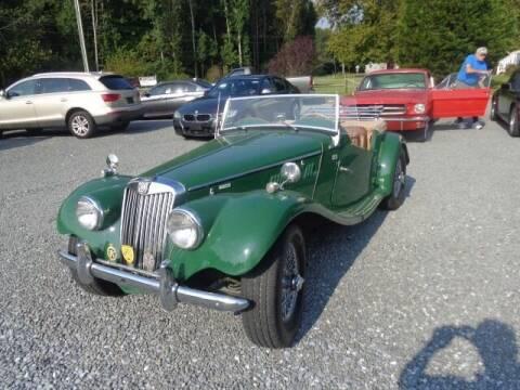 1955 MG TF for sale at European Coach Werkes, Inc in Frankford DE
