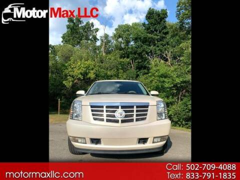 2011 Cadillac Escalade ESV for sale at Motor Max Llc in Louisville KY