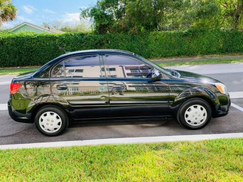 2010 Kia Rio for sale at LA Motors Miami in Miami FL