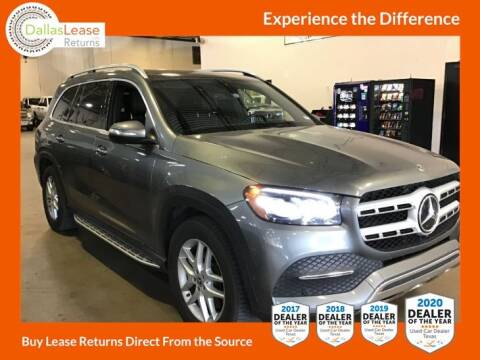 2020 Mercedes-Benz GLS for sale at Dallas Auto Finance in Dallas TX
