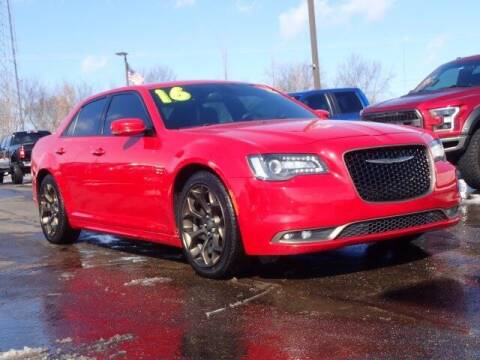 2016 Chrysler 300 for sale at Szott Ford in Holly MI