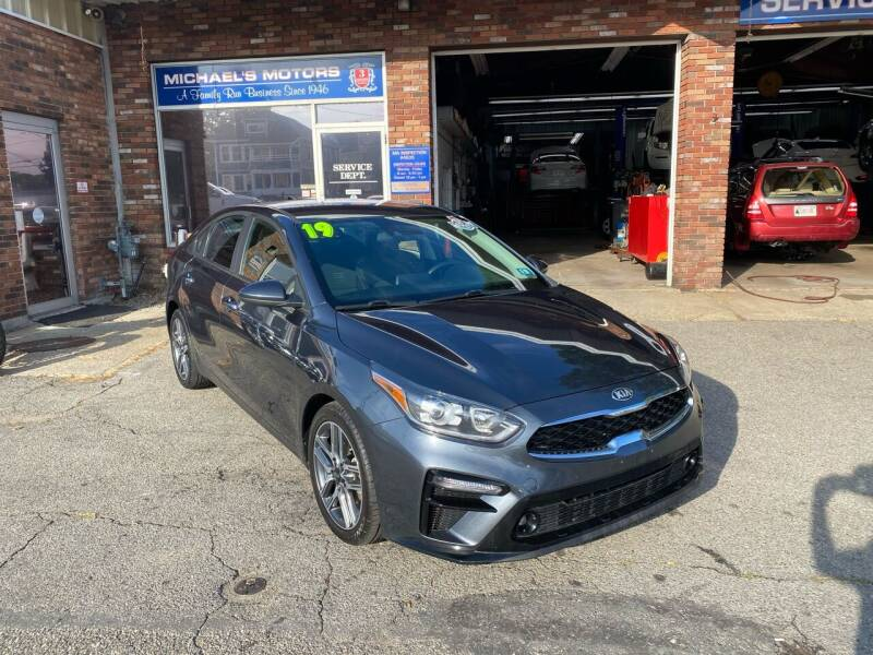 2019 Kia Forte for sale at Michaels Motor Sales INC in Lawrence MA