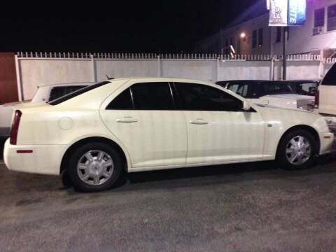 2005 Cadillac CTS for sale at Frank Corrente Cadillac Corner in Los Angeles CA
