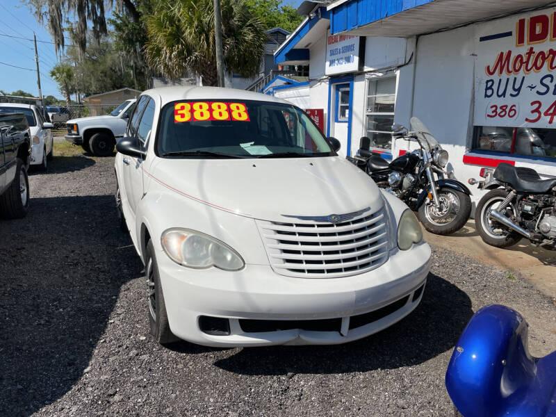 2009 Chrysler PT Cruiser for sale at Ideal Motors in Oak Hill FL