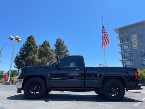 2018 GMC Sierra 1500 for sale at BSL Bay Sport & Luxury in Redwood City CA