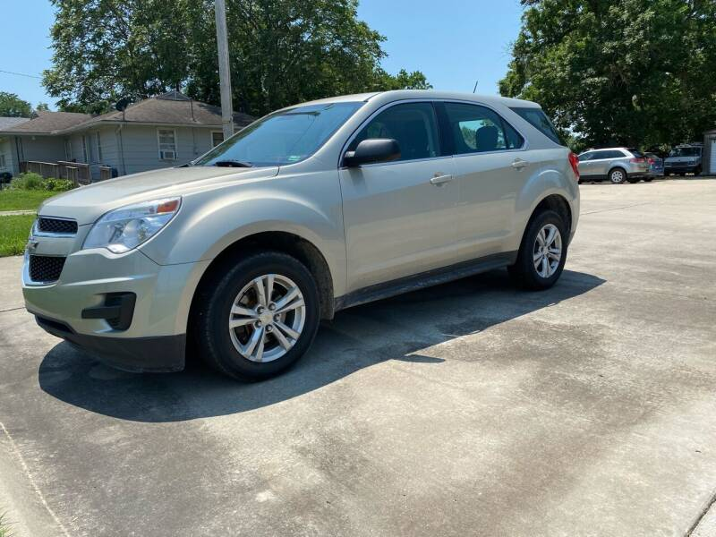 2014 Chevrolet Equinox for sale at Car Credit Connection in Clinton MO