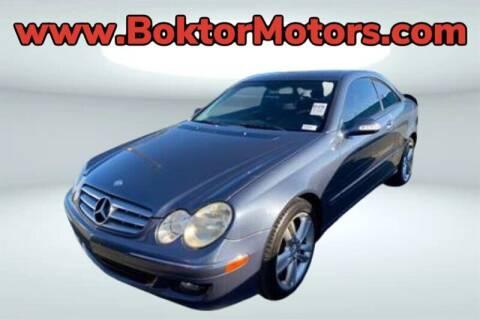 2006 Mercedes-Benz CLK for sale at Boktor Motors in North Hollywood CA