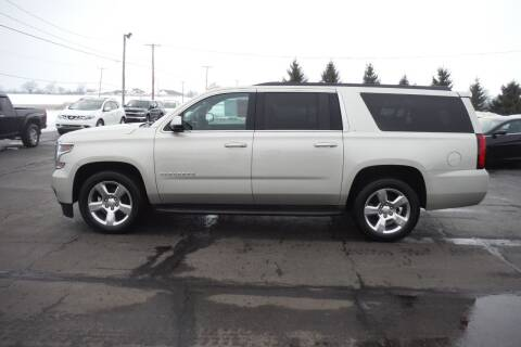 2015 Chevrolet Suburban for sale at Bryan Auto Depot in Bryan OH