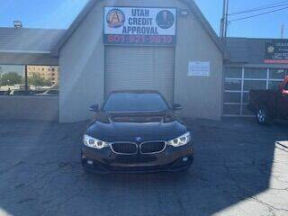 2014 BMW 4 Series for sale at Utah Credit Approval Auto Sales in Murray UT