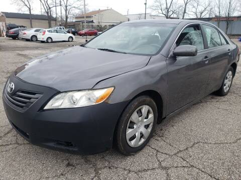 2007 Toyota Camry for sale at Flex Auto Sales in Cleveland OH