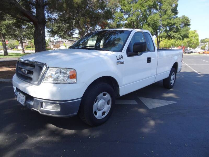 2004 Ford F-150 for sale at Star One Imports in Santa Clara CA