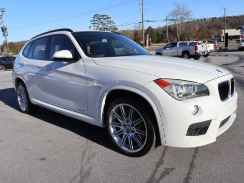 2013 BMW X1 for sale at Viles Automotive in Knoxville TN