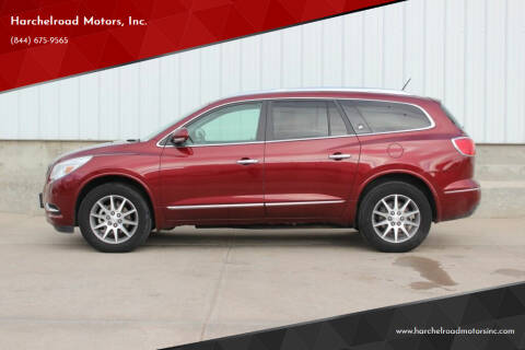 2015 Buick Enclave for sale at Harchelroad Motors, Inc. in Imperial NE