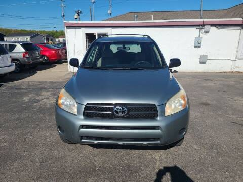 2008 Toyota RAV4 for sale at All State Auto Sales, INC in Kentwood MI