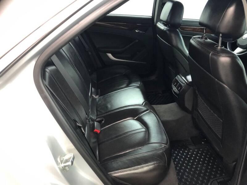 2011 Cadillac CTS AWD 3.0L Luxury 4dr Sedan - Eastlake OH