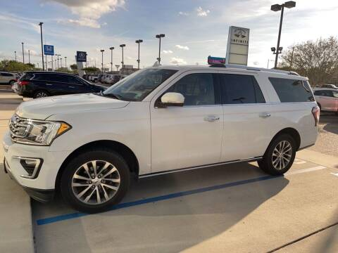 2018 Ford Expedition MAX for sale at JOE BULLARD USED CARS in Mobile AL