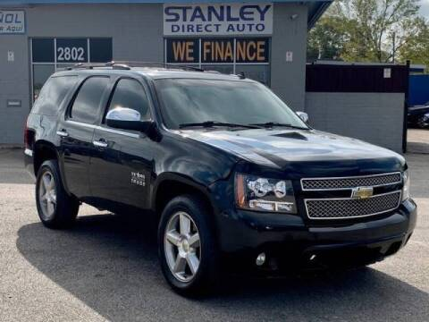 2011 Chevrolet Tahoe for sale at Stanley Automotive Finance Enterprise - STANLEY DIRECT AUTO in Mesquite TX