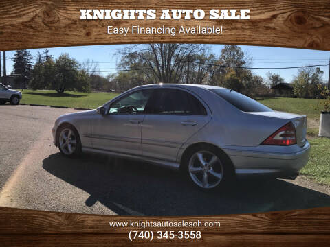 2006 Mercedes-Benz C-Class for sale at Knights Auto Sale in Newark OH