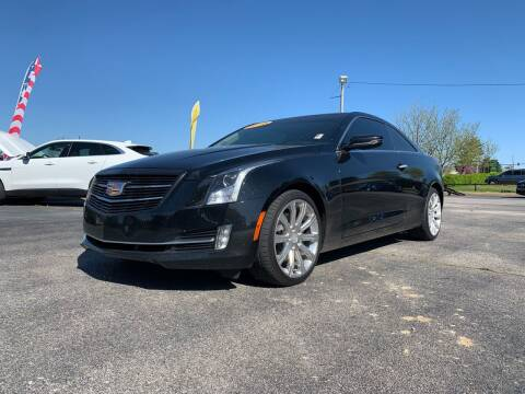 2016 Cadillac ATS for sale at Bagwell Motors in Lowell AR
