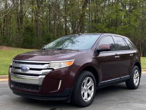 2011 Ford Edge for sale at Top Notch Luxury Motors in Decatur GA