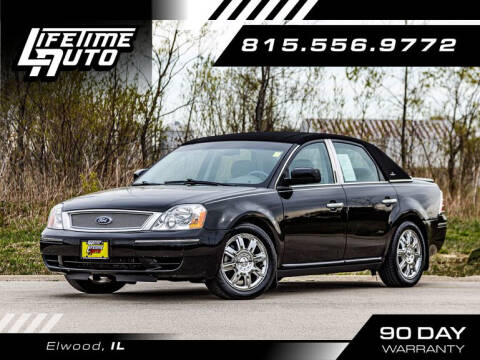 2007 Ford Five Hundred for sale at Lifetime Auto in Elwood IL