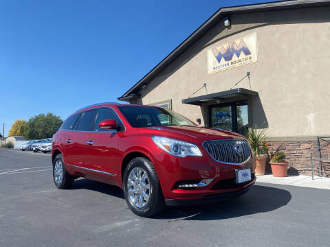2014 Buick Enclave for sale at Western Mountain Bus & Auto Sales in Nampa ID