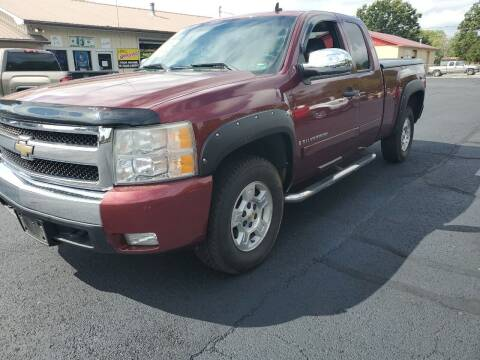 2008 Chevrolet Silverado 1500 for sale at Bailey Family Auto Sales in Lincoln AR